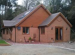 Timber Framed New Build - Hawkinge